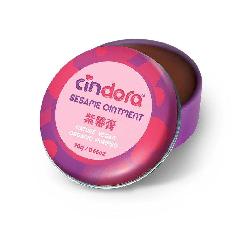 Cindora 馨朵拉 - 紫馨膏-家庭號-20g