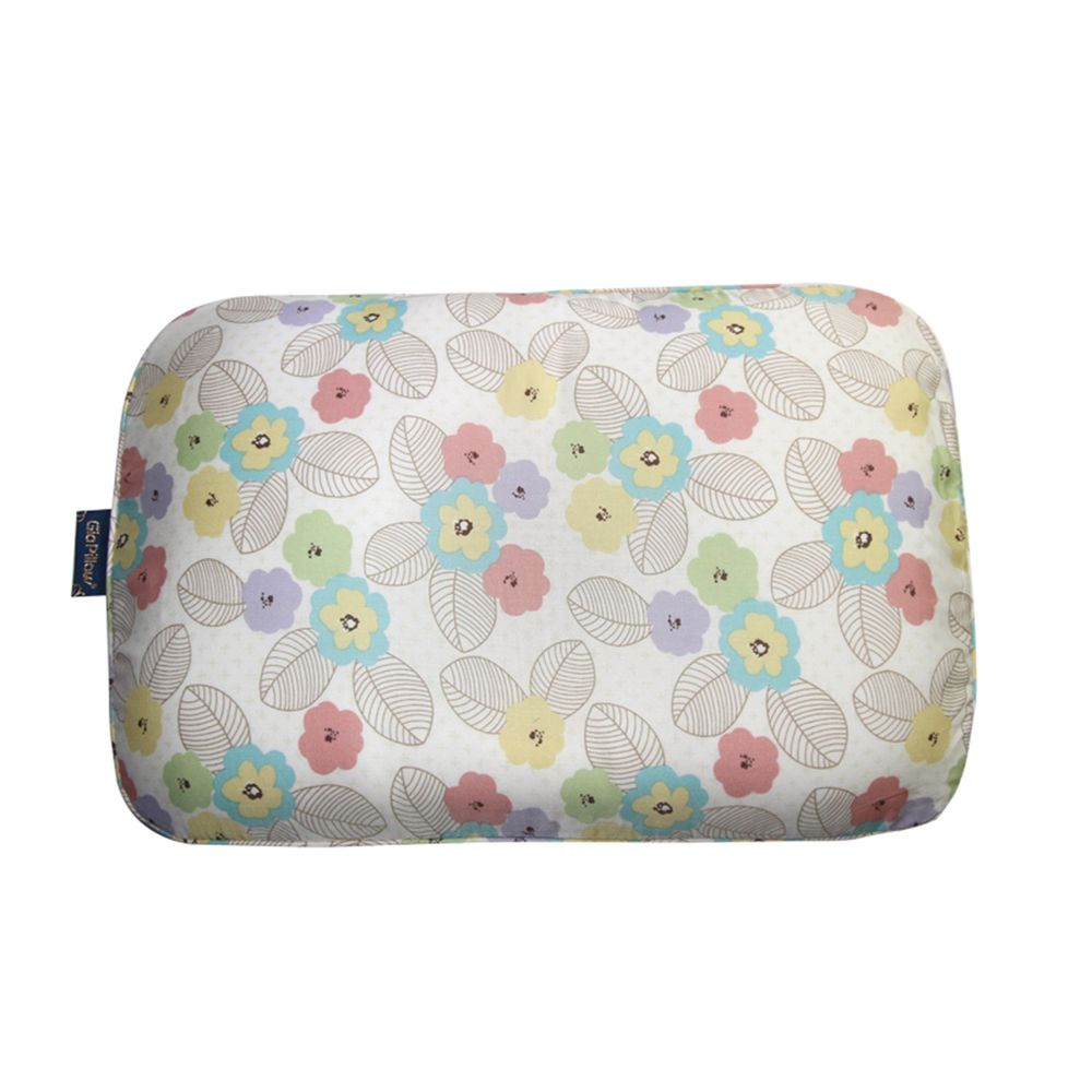 韓國 GIO Pillow - GIO Pillow 膠原蛋白枕套-粉漾花朵 (L號)