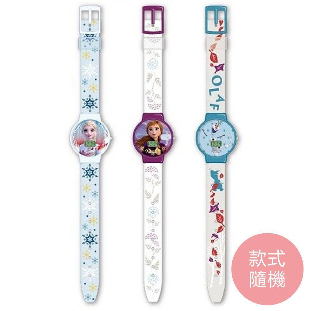 日本代購 - 冰雪奇緣2 兒童手錶-三款隨機-48