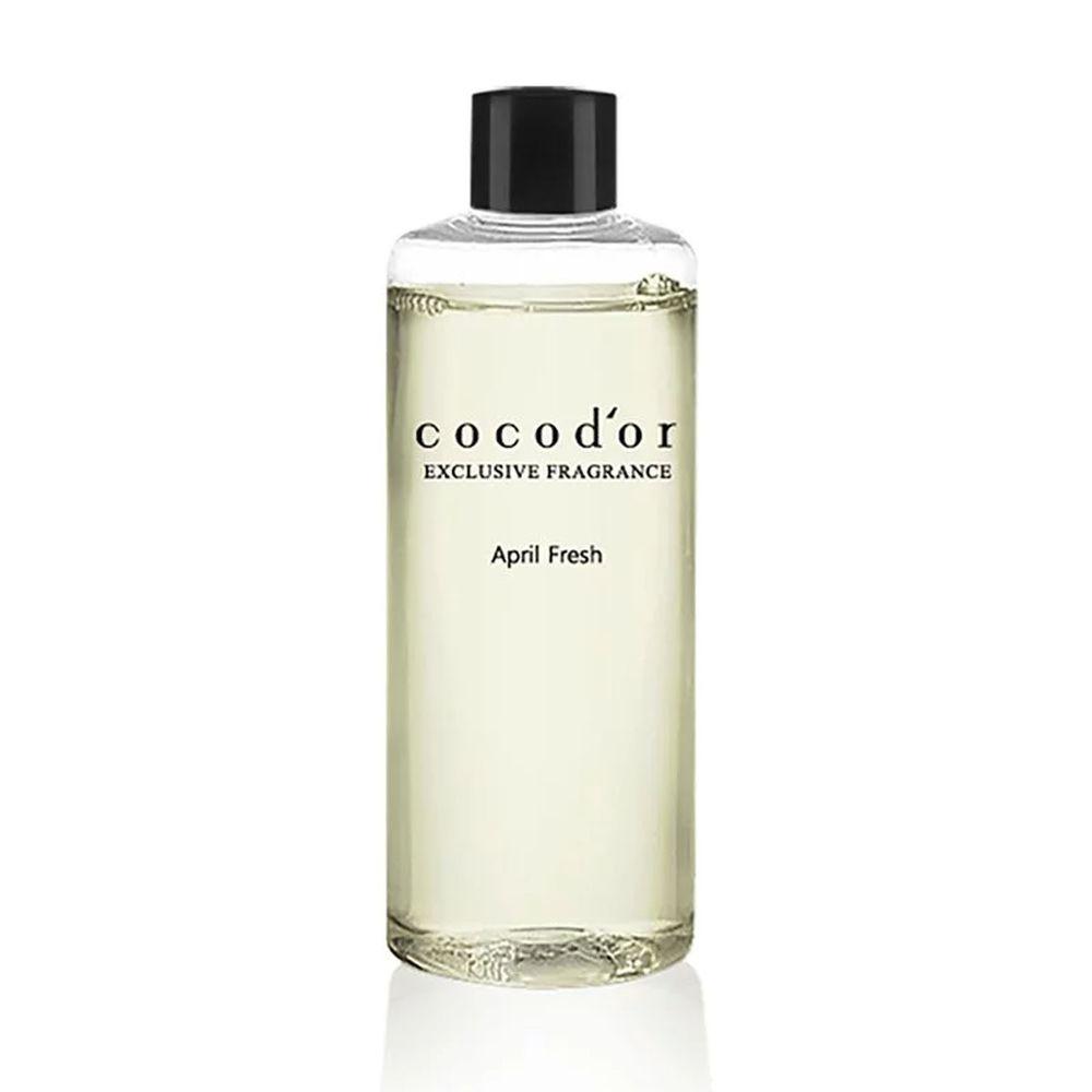 韓國 cocodor - 擴香補充瓶-四月花香-200ml