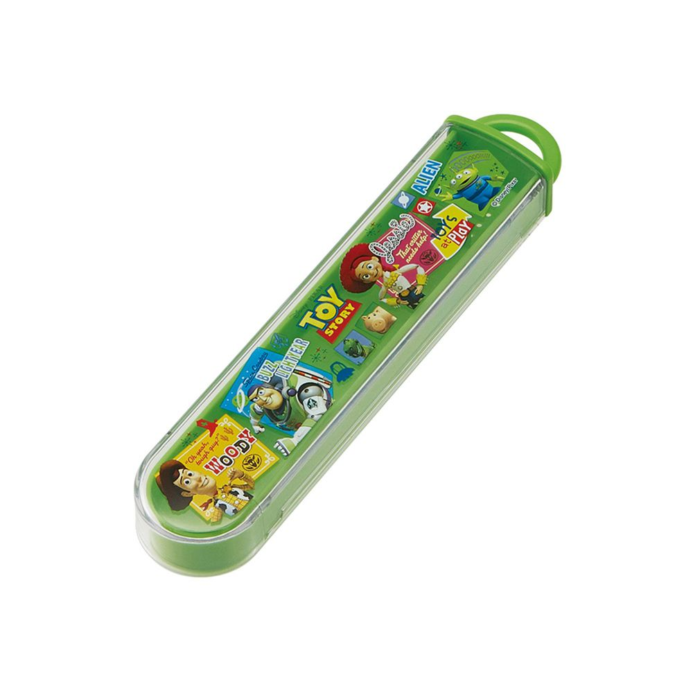 日本 SKATER - 牙刷收納盒-玩具總動員