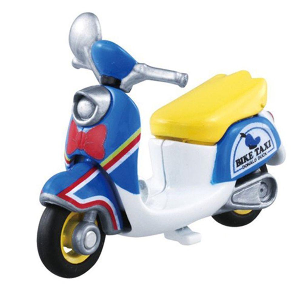 Tomica - TOMICA唐老鴨亞洲限定版摩托車