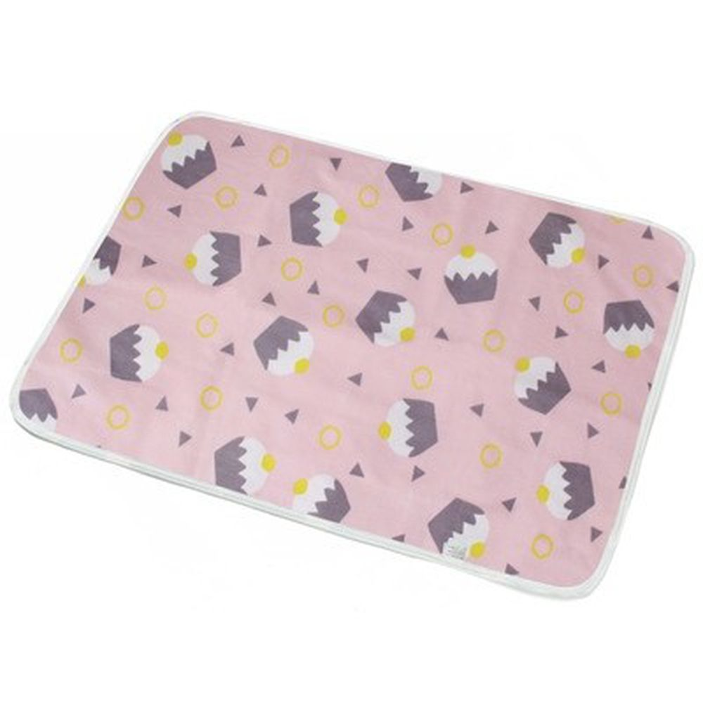 防水隔尿墊-粉色蛋糕 (50*70cm)