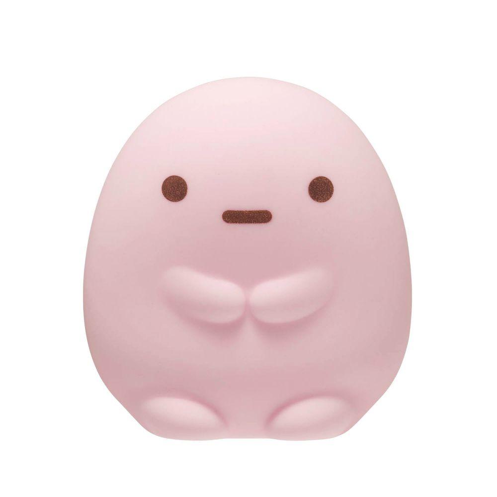 日本千趣會 - 角落生物 備長炭除臭盒-珍珠-粉 (6.5cm高)