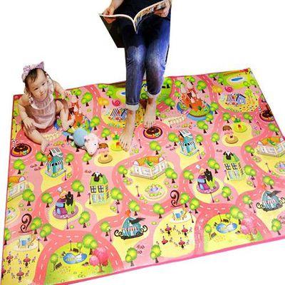 兒童安全遊戲地墊-大-甜心糖果城 (200 x 120cm)