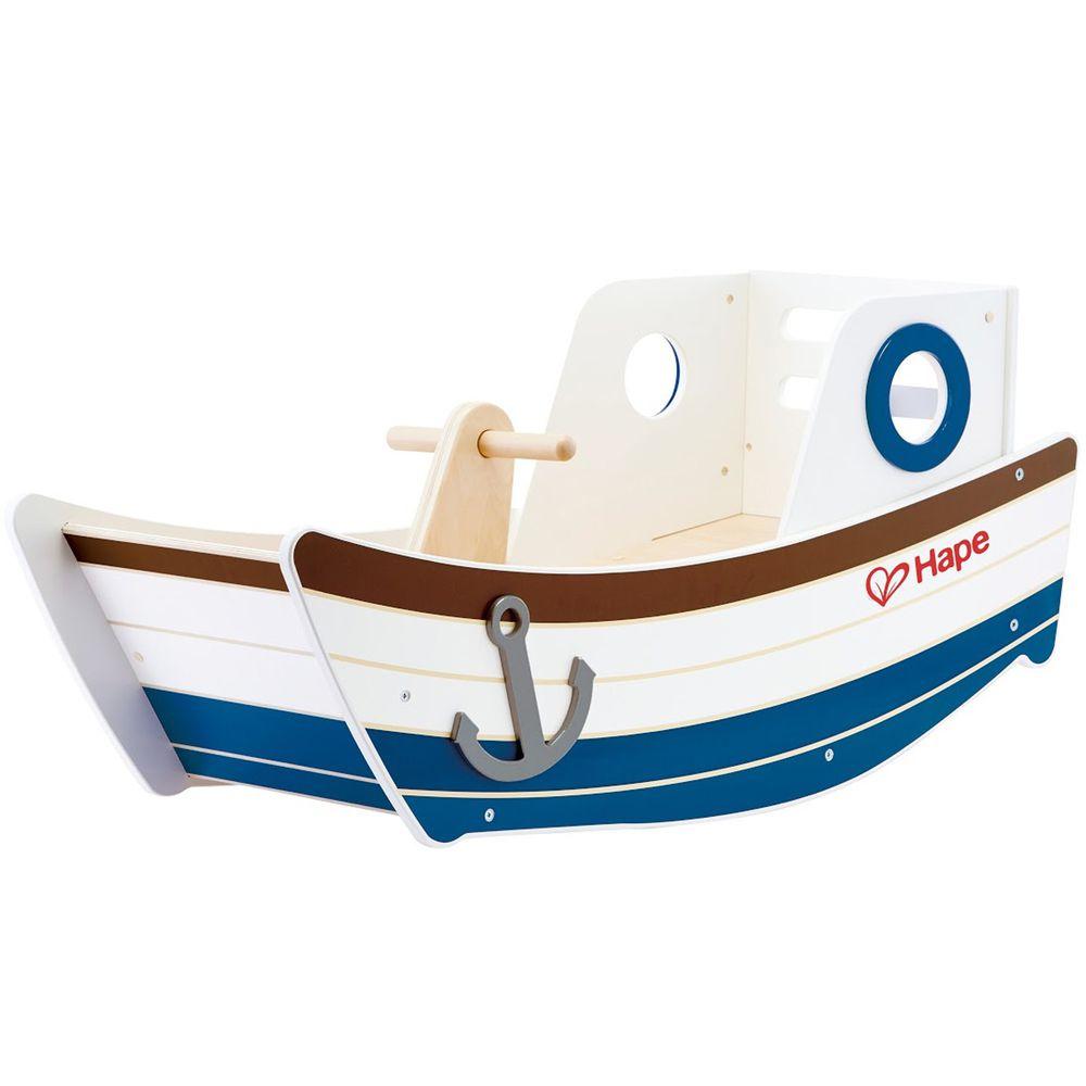 Hape - 海洋木製大型搖船(搖搖船)