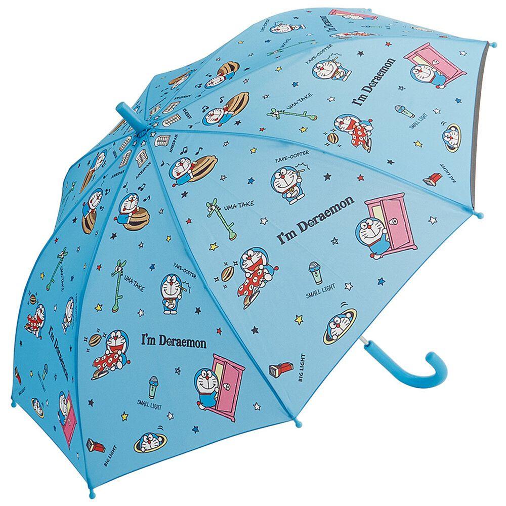 日本 SKATER 代購 - 兒童直傘(附安全反光貼條)-哆拉A夢 (55cm(130cm以上))