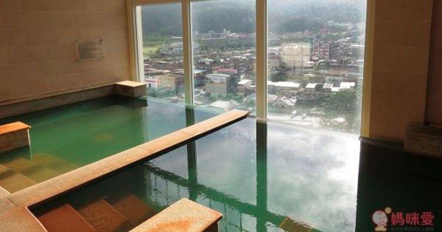 【宜蘭】瓏山林飯店★全台唯一坐擁冷熱雙泉★