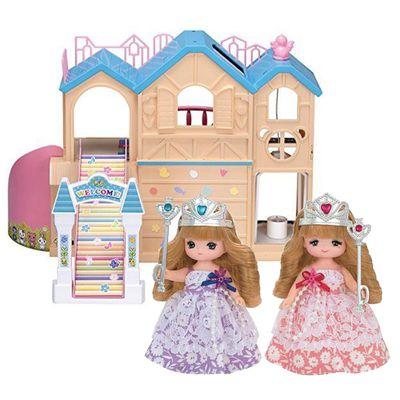 【莉卡超值組】莉卡歡樂豪華幼稚園組+莉卡娃娃真紀美紀公主禮盒
