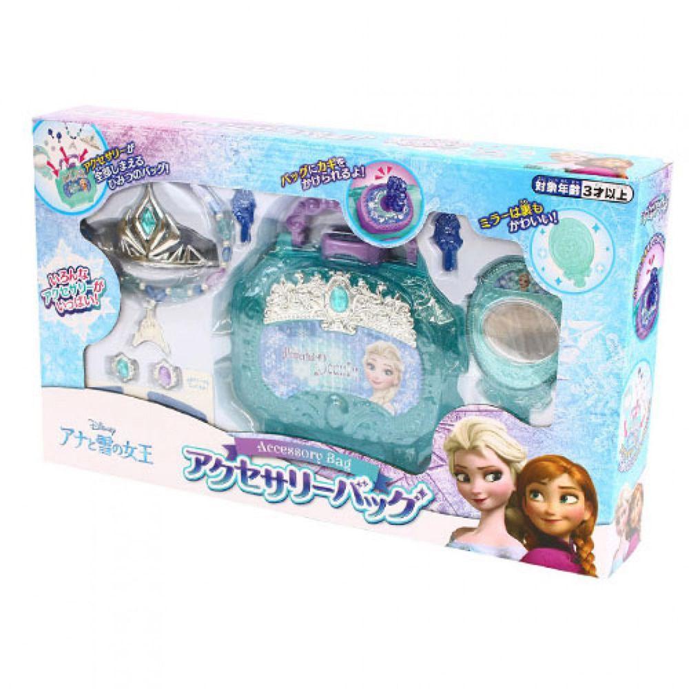 Disney 迪士尼 - 《 Disney 迪士尼 公主 》冰雪奇緣首飾提盒組