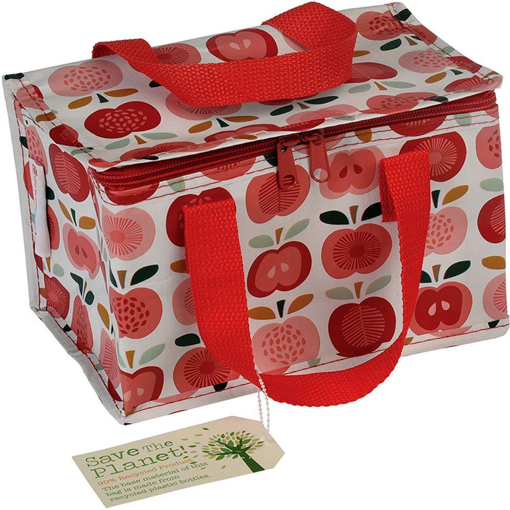英國 Rex London - 環保保溫袋/保冷袋/便當袋/野餐袋-紅蘋果