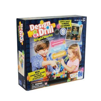 Design & Drill-發光舞台(聲控版)