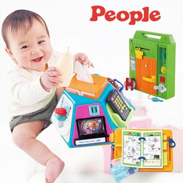 大人氣★日本暢銷【People】知育玩具