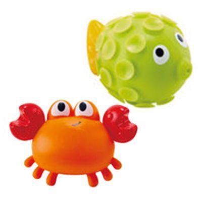 螃蟹與小魚-新品