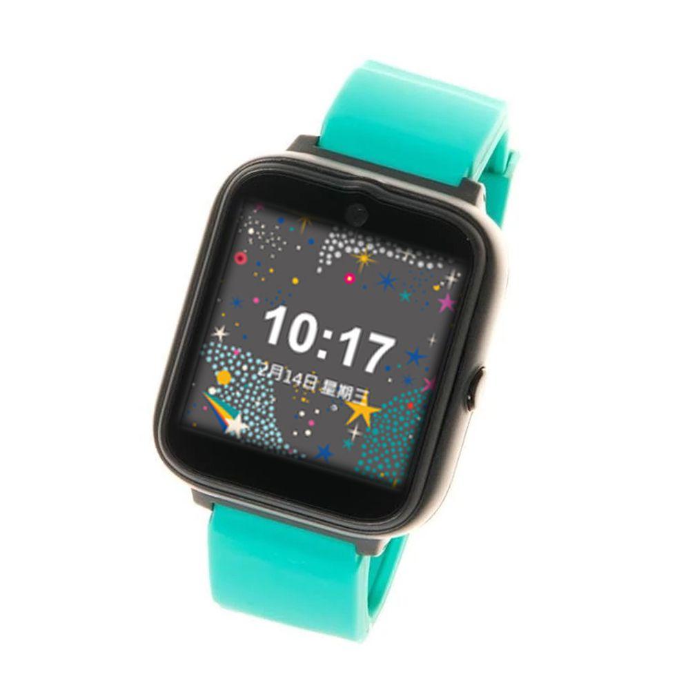 mumu 目沐 - 兒童智能手錶-加贈螢幕保護貼-綠色
