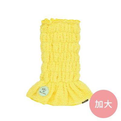 穩眠肚圍-加大款-黃色-附專屬包裝禮盒