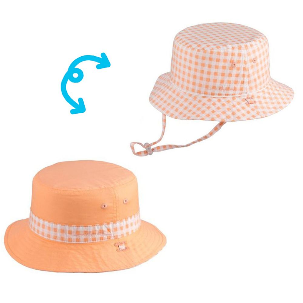 Millymook & Dozer - 橘子汽水雙面漁夫帽