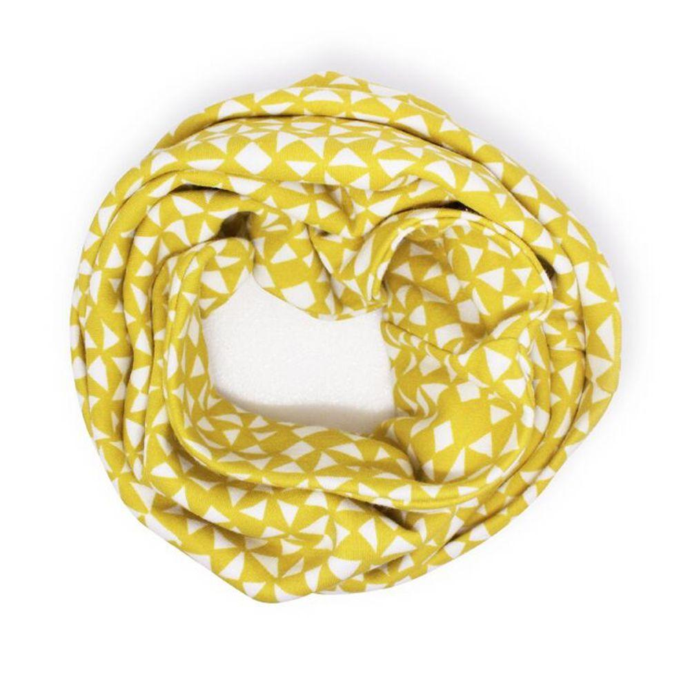 比利時 Trixie - 有機棉脖圍-金黃起司 (24x32cm)