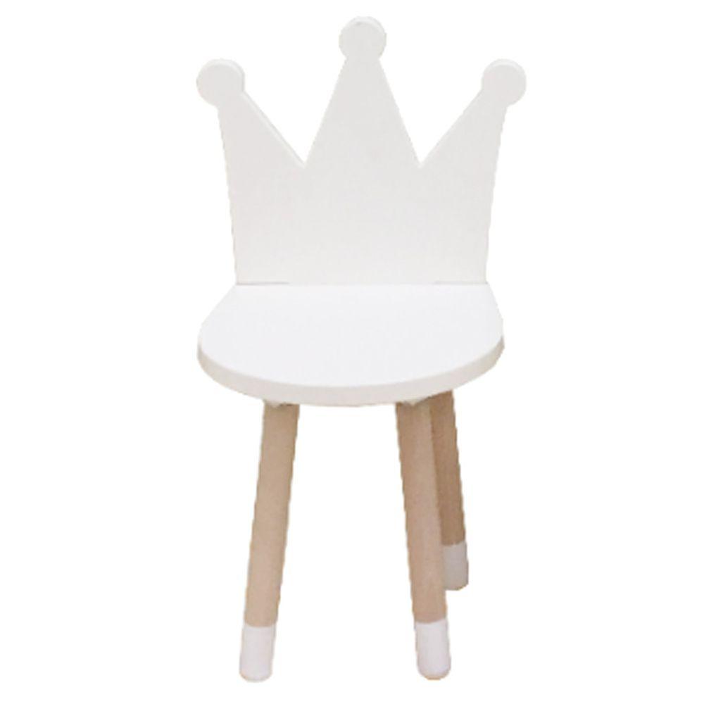 HELLO MONKEY - 北歐風兒童造型椅-皇冠