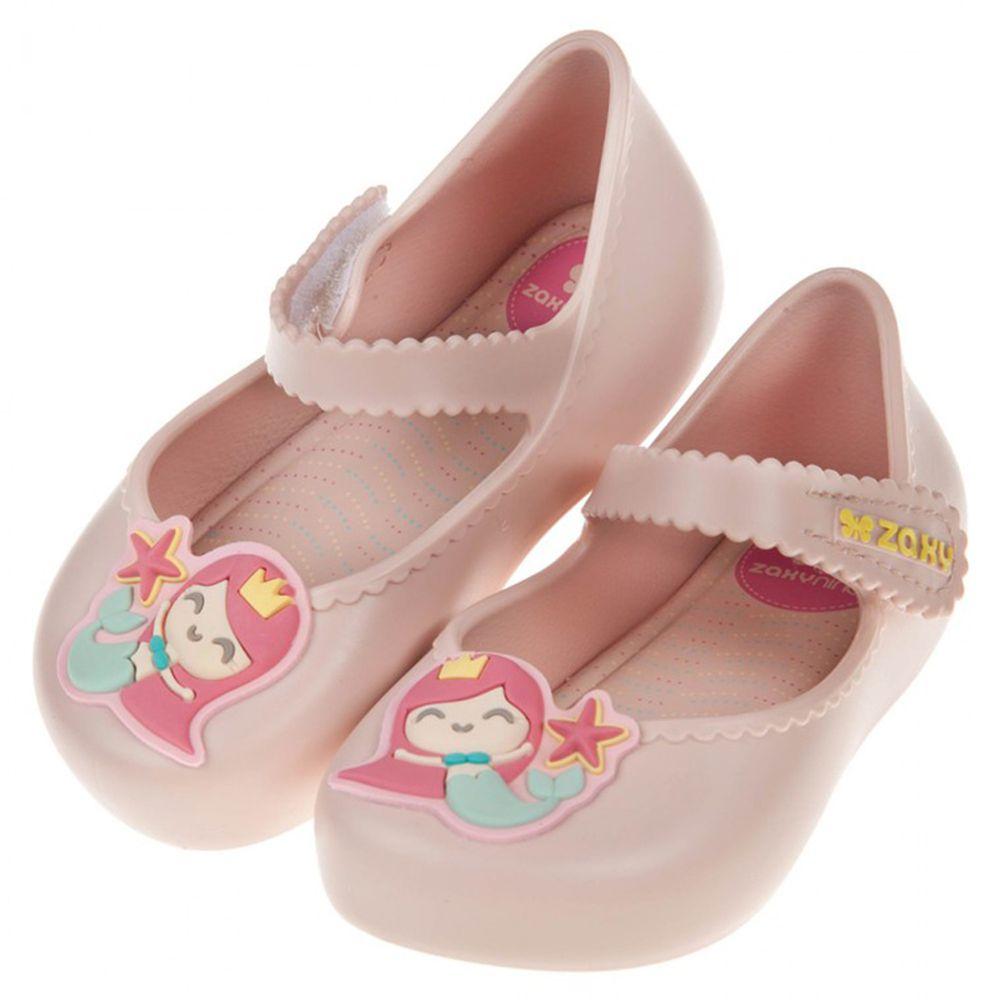 ZAXY - 夢幻海洋美人魚淺粉色寶寶香香鞋