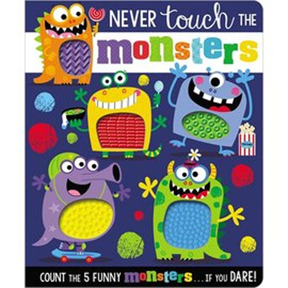 Never Touch the Monsters 千萬別碰好多怪獸