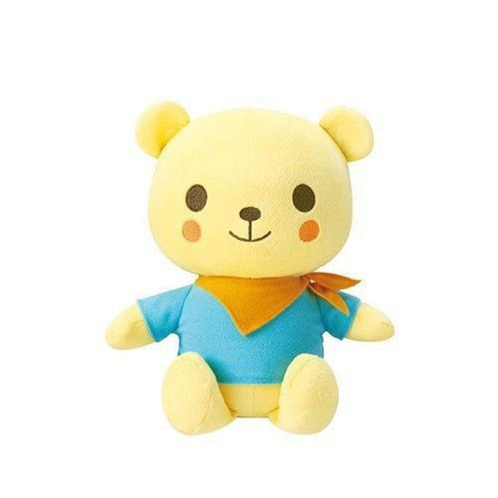 日本 Combi - 音樂安撫娃娃-熊熊好朋友-0~3個月起