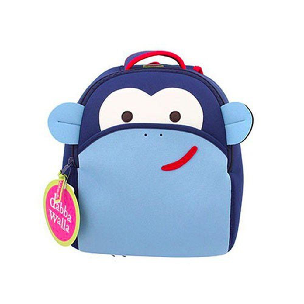 美國 Dabbawalla - 瓦拉包-小藍猴後背包