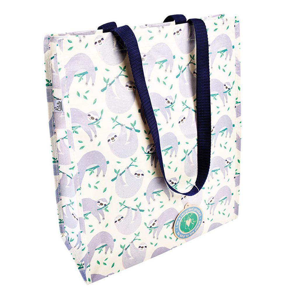 英國 Rex London - 環保多功能購物袋/萬用袋-樹懶