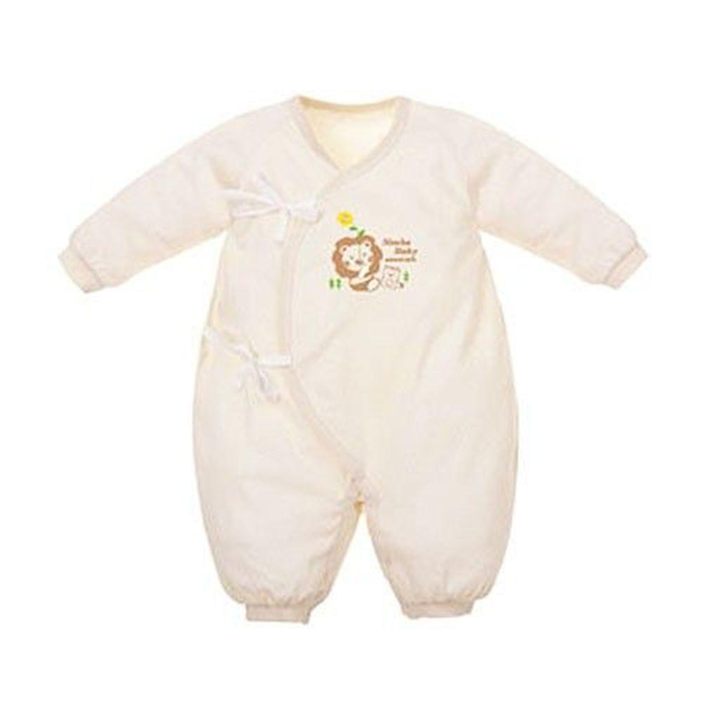Simba 小獅王辛巴 - 有機棉七分袖兔裝 ((60cm)約0-6個月)