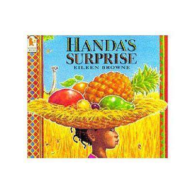 有聲書-HANDAS SURPRISE/書+CD