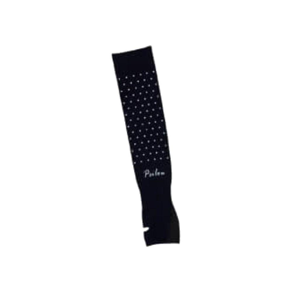 貝柔 Peilou - 高效涼感防蚊抗UV袖套-點點款-黑色