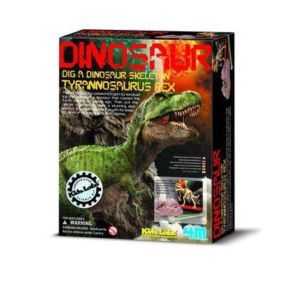 挖掘暴龍 Tyrannosaurus Rex Skeleton