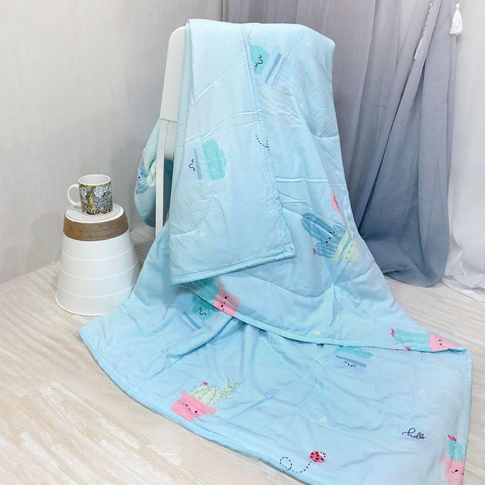 澳洲 Simple Living - 天絲竹纖維抑菌舒眠涼被-小清新 (5x6.2尺)