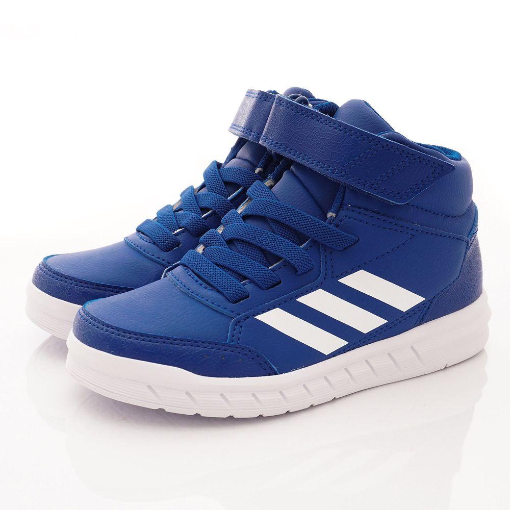 adidas - ADIDAS慢跑鞋-Alta Sport短筒款(中大童段)-藍