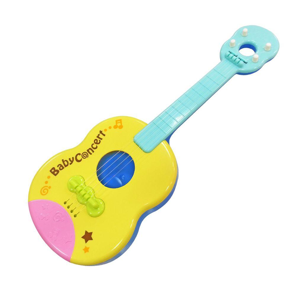 日本 Toyroyal 樂雅 - 小樂隊歡樂吉他 (樂器玩具)-三歲以上