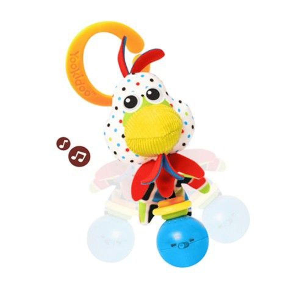 以色列 Yookidoo - 音樂系列-音樂公雞好棒棒