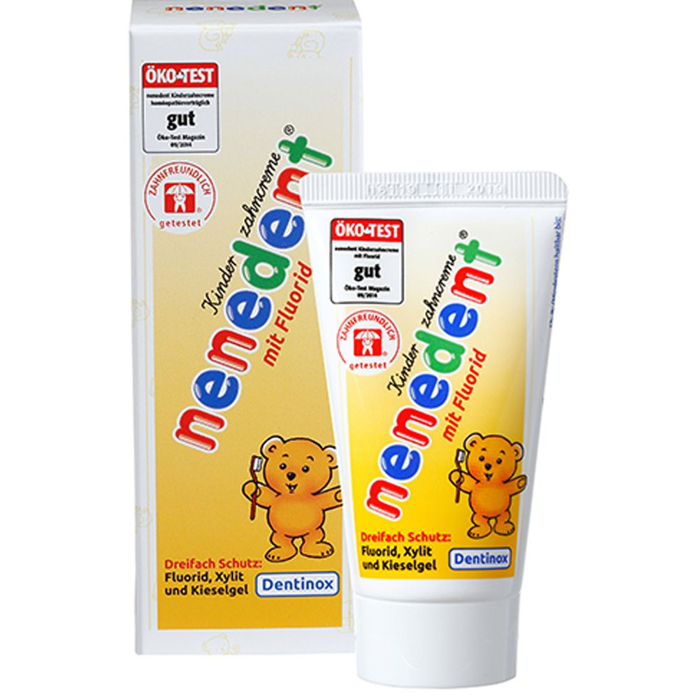 貝恩 Baan - 木糖醇兒童牙膏(綜合水果)-50ml