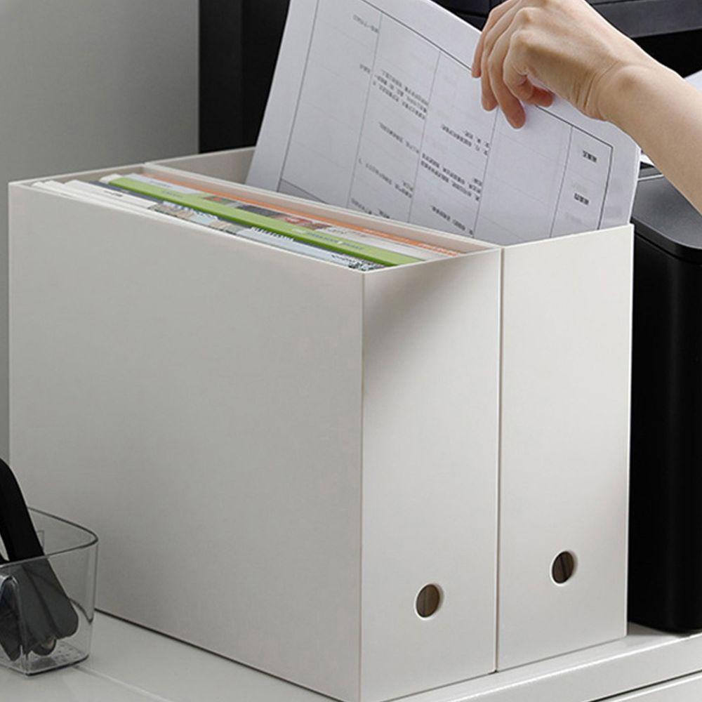日本霜山 - 10cm面寬隙縫可疊式分類收納盒 (高24cm)-3入