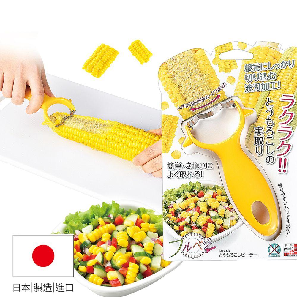 日本下村工業 Shimomura - 玉米粒刨刀 FV-632