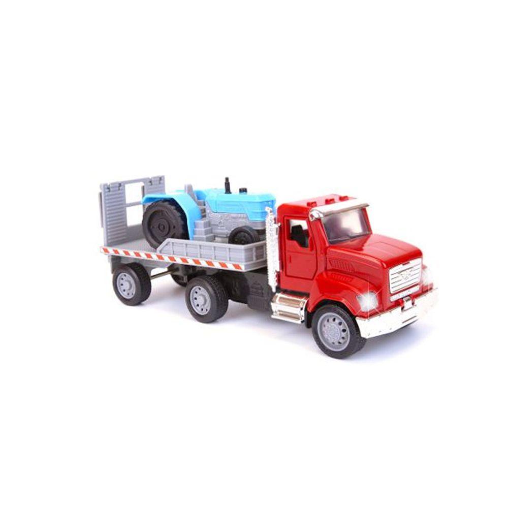 B.TOYS - 小型平板拖車_Driven系列