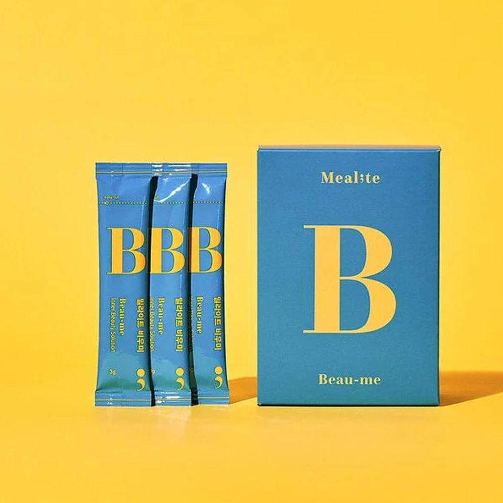 韓國 Mealite - Beau-me油脂剋星-一盒28條
