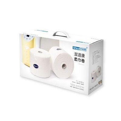 柔巾卷 (25M×23CM/卷)-6卷/箱