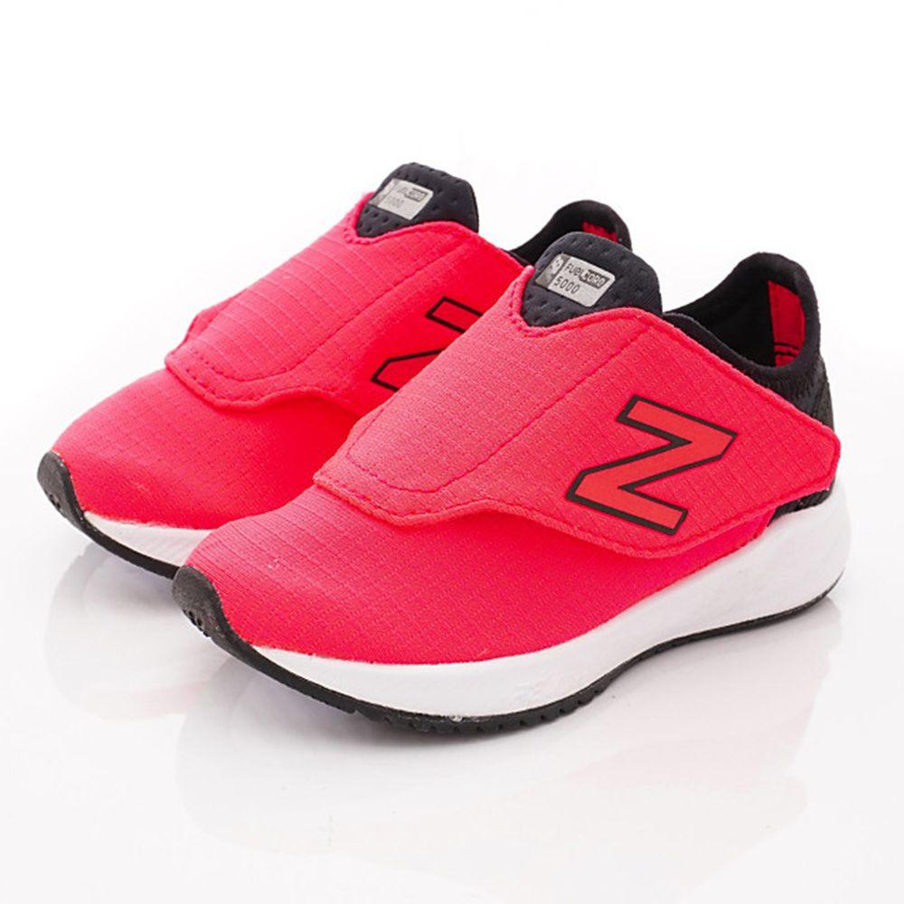 New Balance - New Balance慢跑鞋-大絆帶輕量款(小童段)-桃