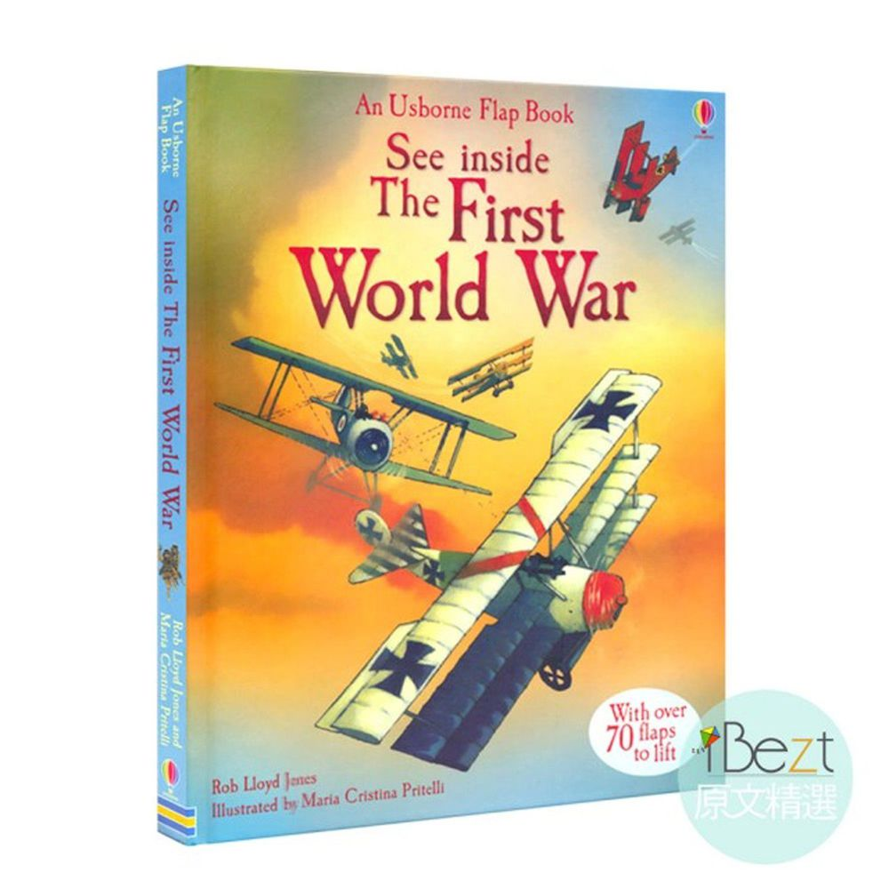 Usborne See Inside The First World War