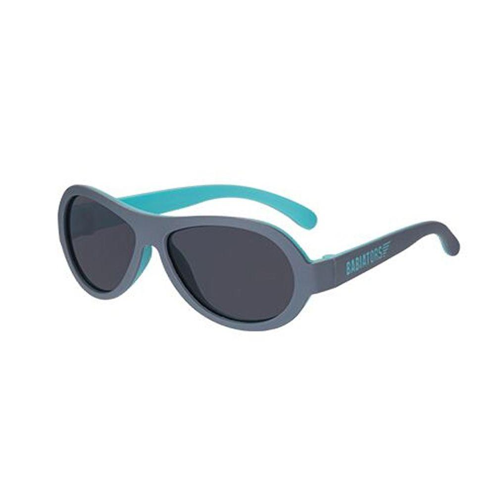 Babiators - 兒童太陽眼鏡-飛行員系列-逐風熱浪-平光