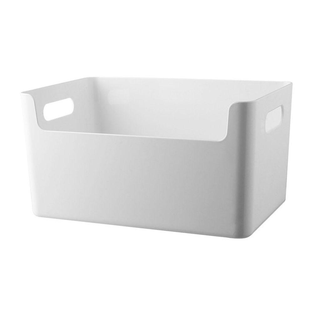側凹型大容量收納盒-寬版 (25.5x17x13.5cm)