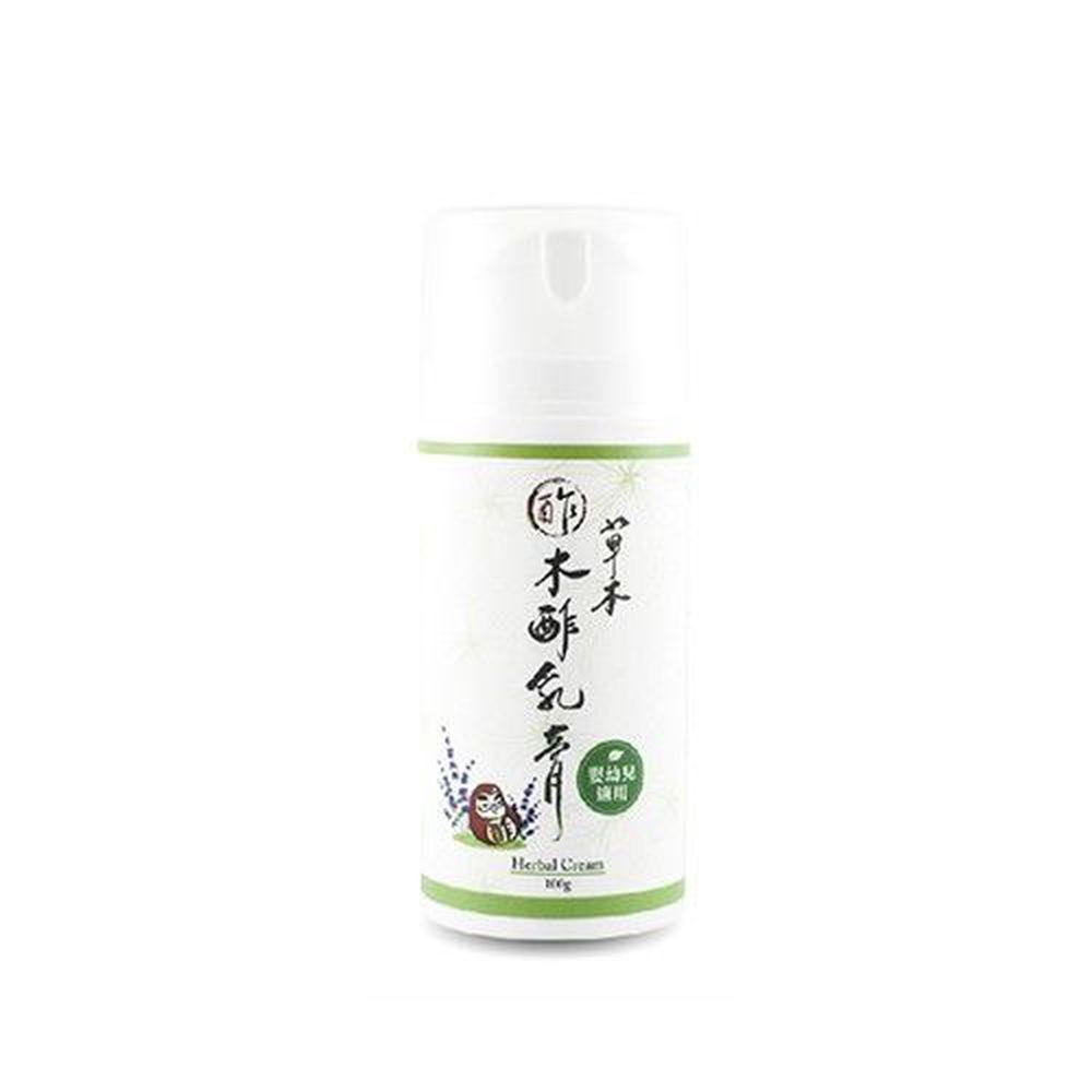 木酢達人 - 嬰幼兒專用 AD天然草本木酢乳膏 (100g)
