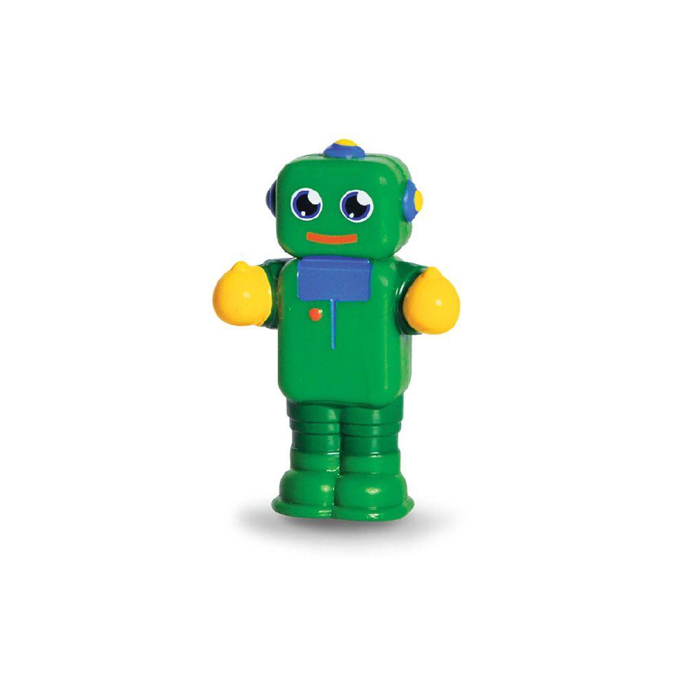 英國驚奇玩具 WOW Toys - 小人偶-機器人 羅伯