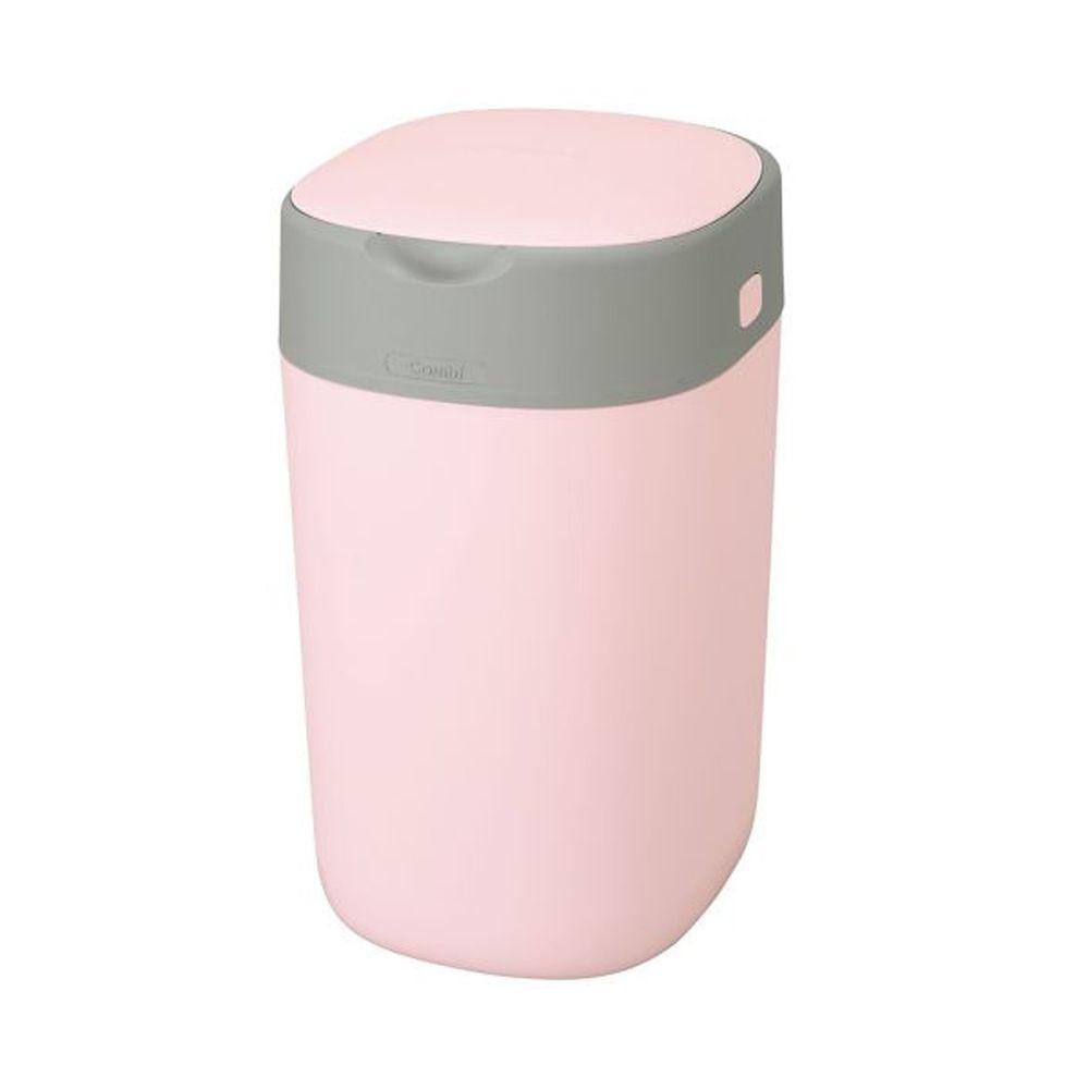 日本 Combi - Poi-Tech Advance 尿布處理器-玫瑰粉