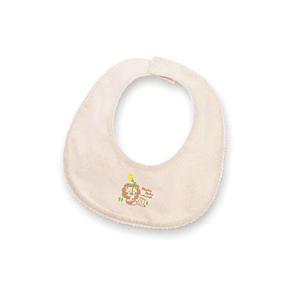 Simba 小獅王辛巴 - 有機棉嬰兒小圍兜-約19x22cm